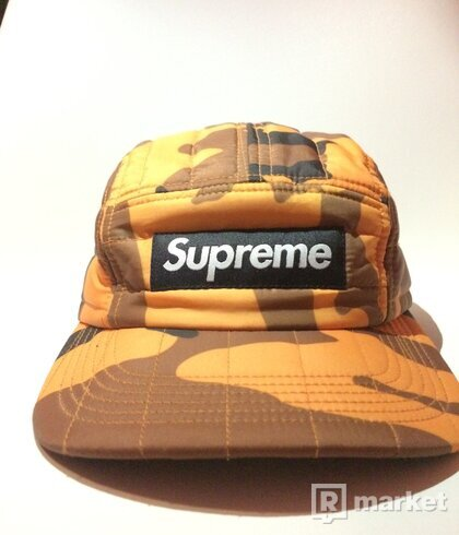 *STEAL*Supreme 5panel Orange camo fw16