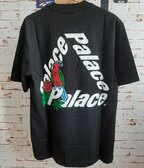 Palace Parrot Tees Black