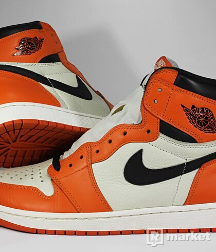 "Air Jordan Retro 1 High OG ""Reverse Shattered Backboard"""