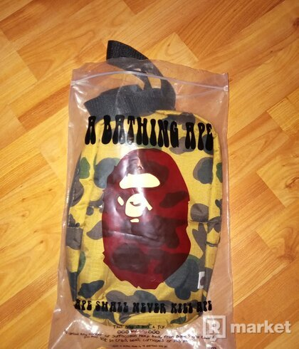 Bape Shoulder Bag magazine