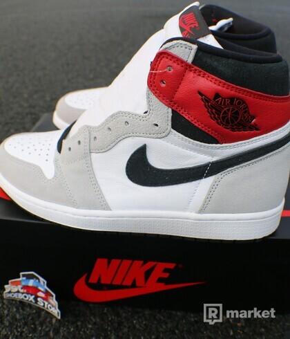 Jordan 1 High Smoke Grey