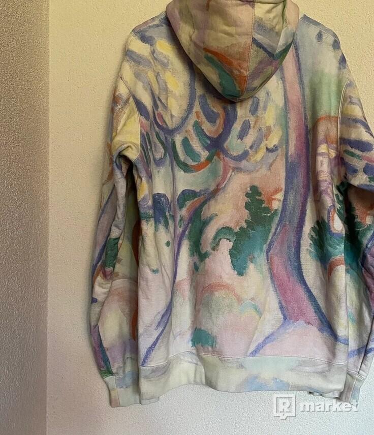 Supreme Landscape hoodie Multicolor