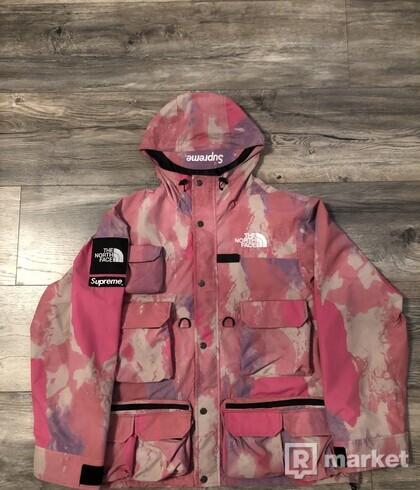 Supreme TNF Cargo Jacket Multicolor