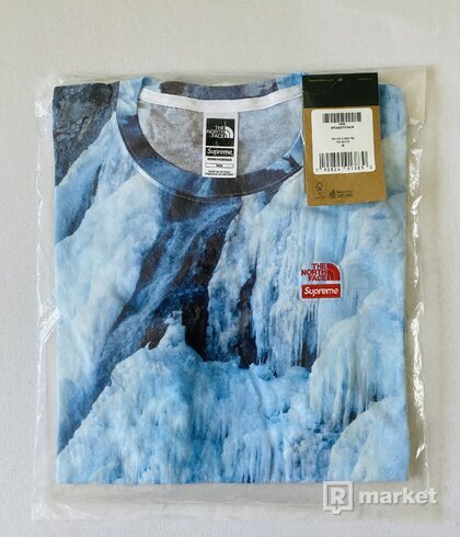 Supreme x The North Face Ice Climb Tee