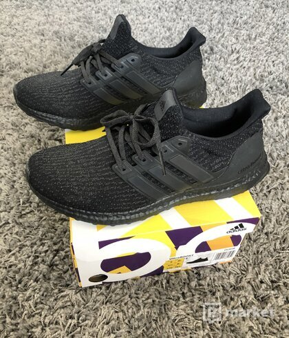 Adidas ultra boost triple Black 3.0