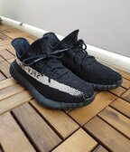Adidas Yeezy Boost 350 V2 Core White ''Oreo''