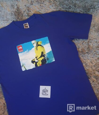 Supreme X The North Face Tee