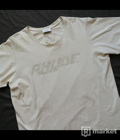 RHUDE RHINESTONE TEE
