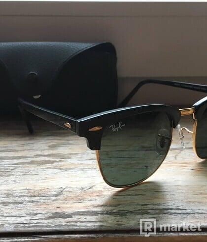 Slnecne okuliare Ray Ban Clubmaster