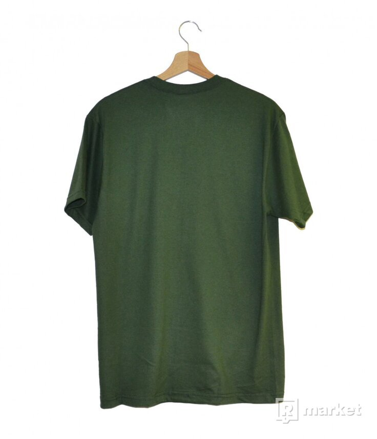 Available: Traplife christman tee green