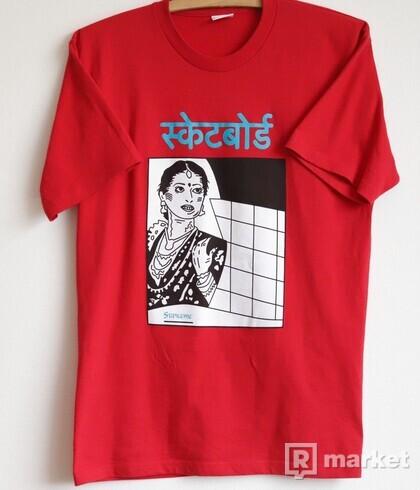 Supreme Bombay tee M