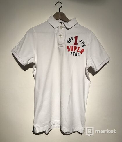 Superdry polo shirt stav 8/10