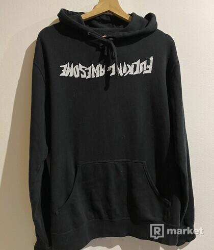 Fucking awesome hoodie mikina
