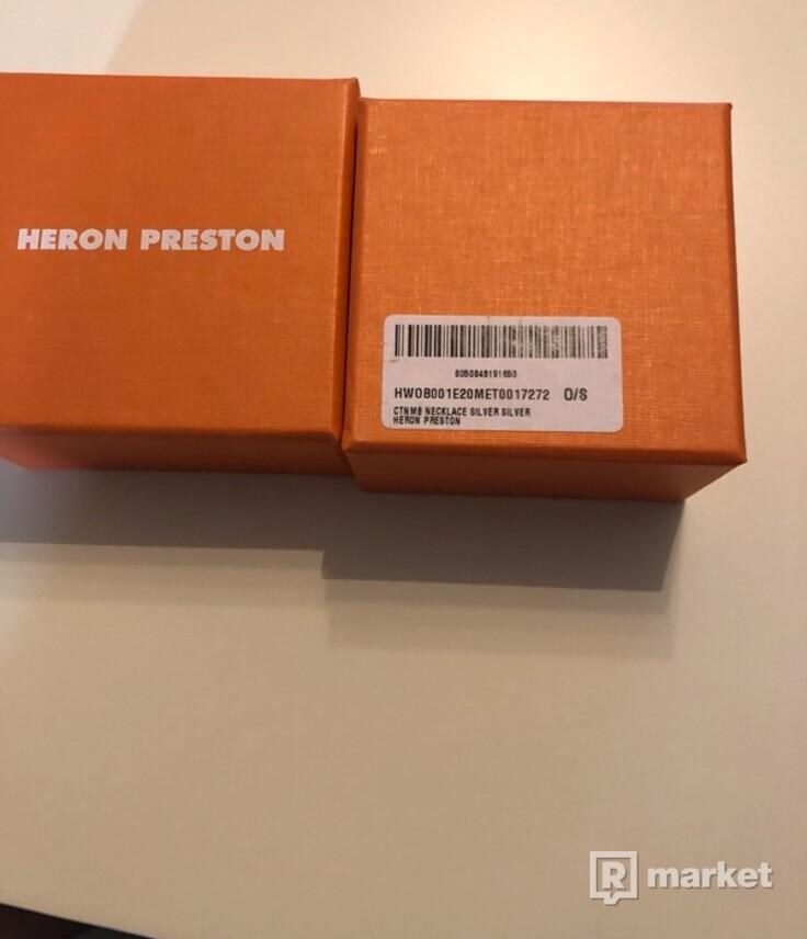 Řetízek Heron Preston
