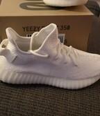 Adidas Yeezy 350 Triple White