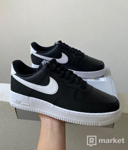 Nike Air Force 1 '07 Black White