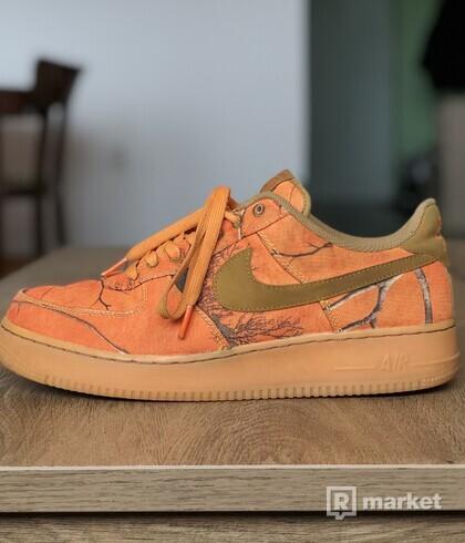 Nike Air Force 1 Low Realtree Orange