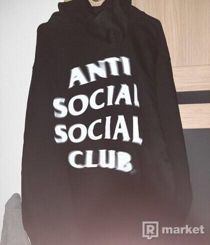 "Assc ""no self control"" hoodie"