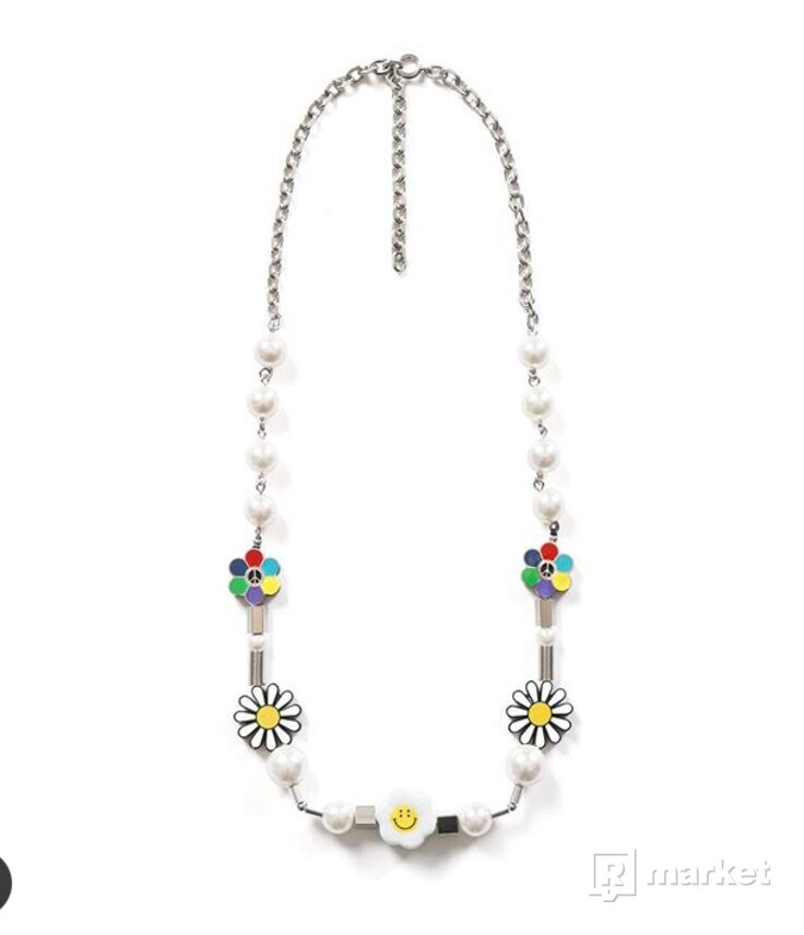 Salute necklace, bracelet