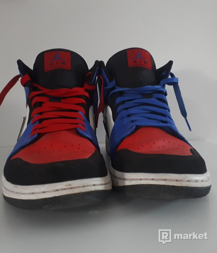 Air jordan 1 mid Top3
