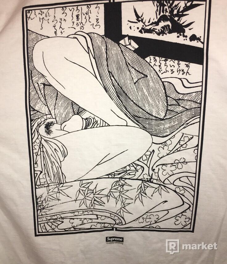Supreme Sasquatchfabrix Shunga longsleeve