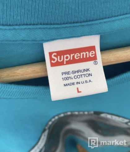 supreme know your rights tee