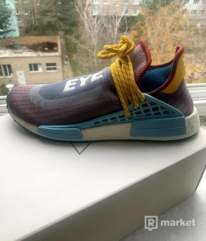 Adidas NMD HU Extra Eye Light Aqua