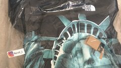 Supreme The North Face Statue of Liberty Baltoro Jacket - Black M