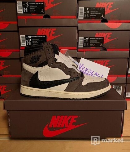 "Nike Air Jordan 1 High OG TS SP ""Travis Scott"""