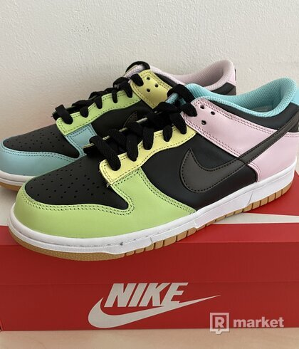 Nike Dunk Low Free 99 Black (GS) - 6.5Y