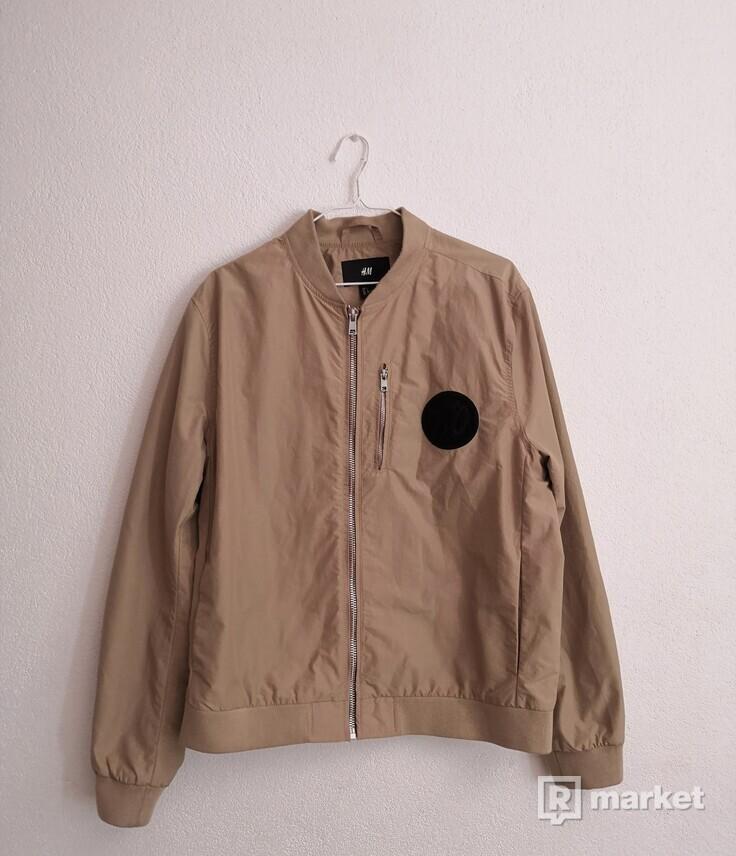 H&M X The Weekend XO Bomber jacket