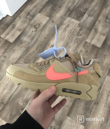 OFFWHITE X NIKE AIRMAX 90! (very limited)