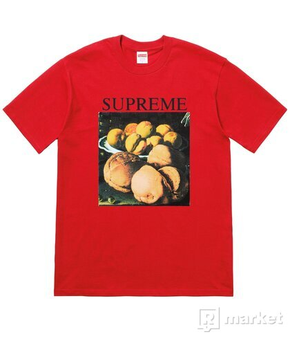 Supreme Still Life Tee | Red