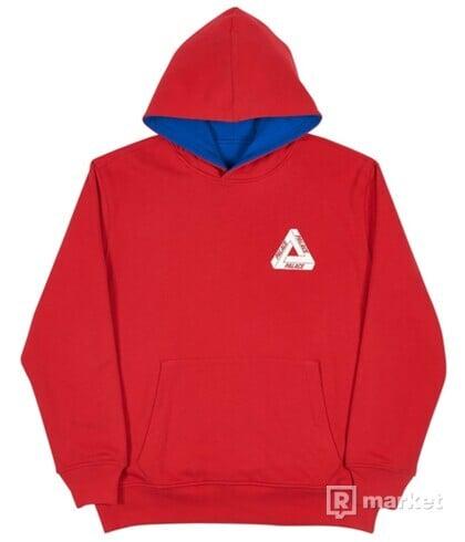 Palace reverso hoodie