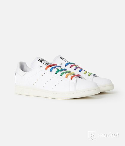 Adidas Stan Smith x Stella McCartney (Vegan, Rainbow)