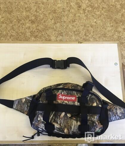 Supreme Waist Bag (FW19) Real Tree Camo