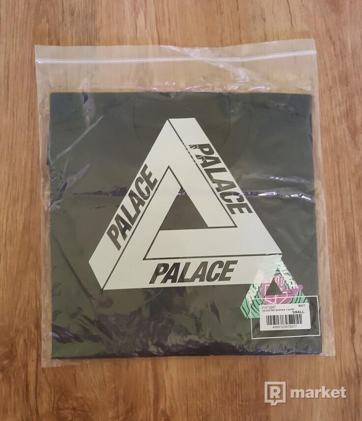 Palace Tri-Zooted Shakka Tee Navy