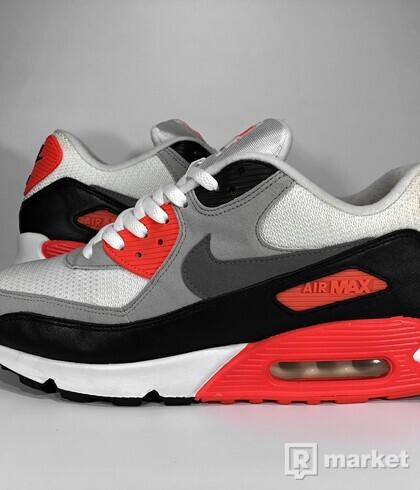 """Nike Air Mag OG 90 """"Infrared"""""""