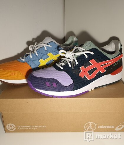 Asics Gel-Lyte III Shean Wotherspoon x Atmos