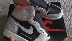 Air Jordan 1 High OG Neutral Grey