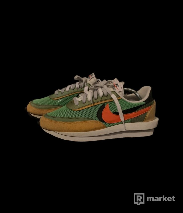 Nike x Sacai Multi Green