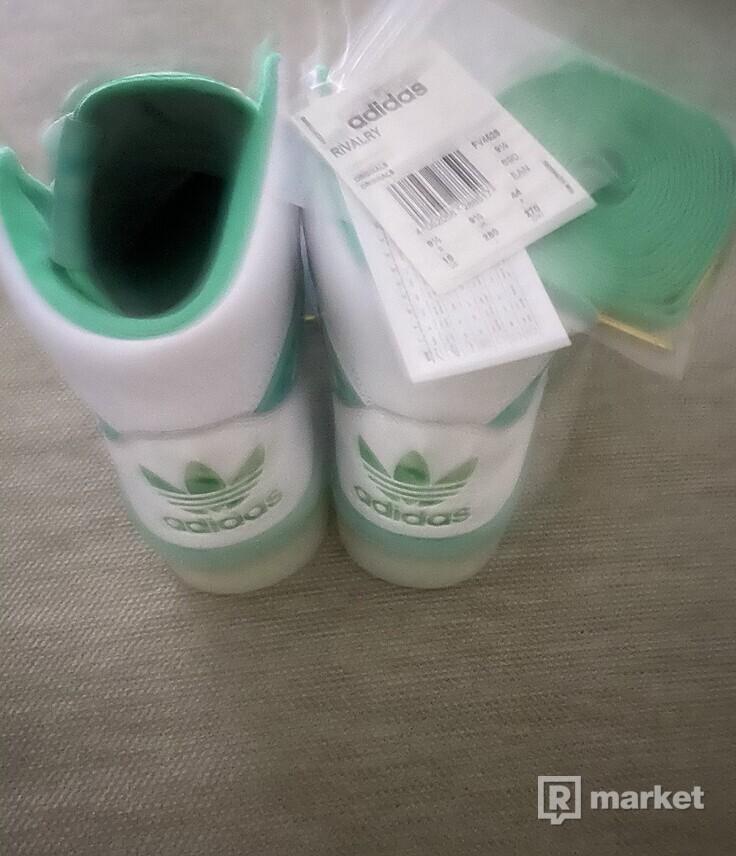 Adidas rivalry Hi chinese single DAy