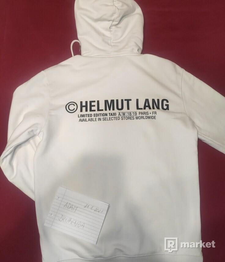 Helmut Lang Taxi Mikina