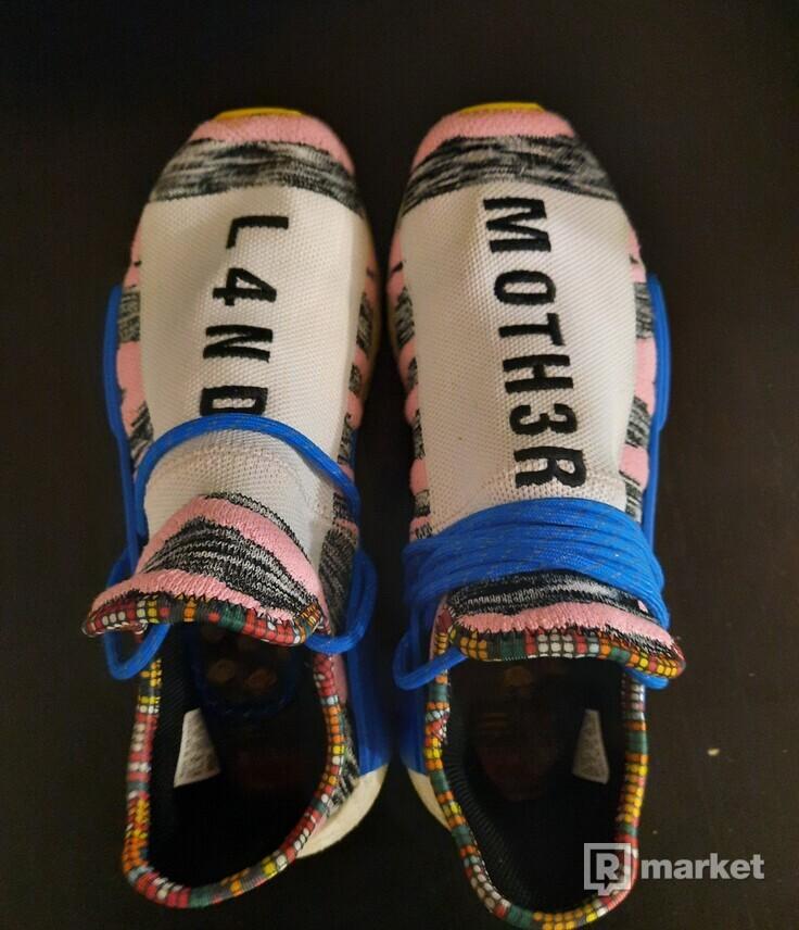 Adidas human race mother land
