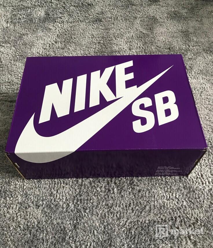 Nike SB Dunk Blue Fury