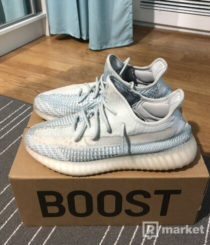 Predám Adidas Yeezy Cloud White