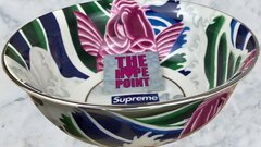 Supreme Waves Ceramic Bowl