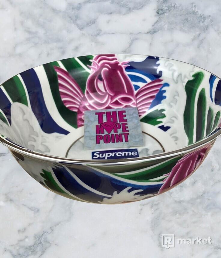 Supreme Waves Ceramic Bowl