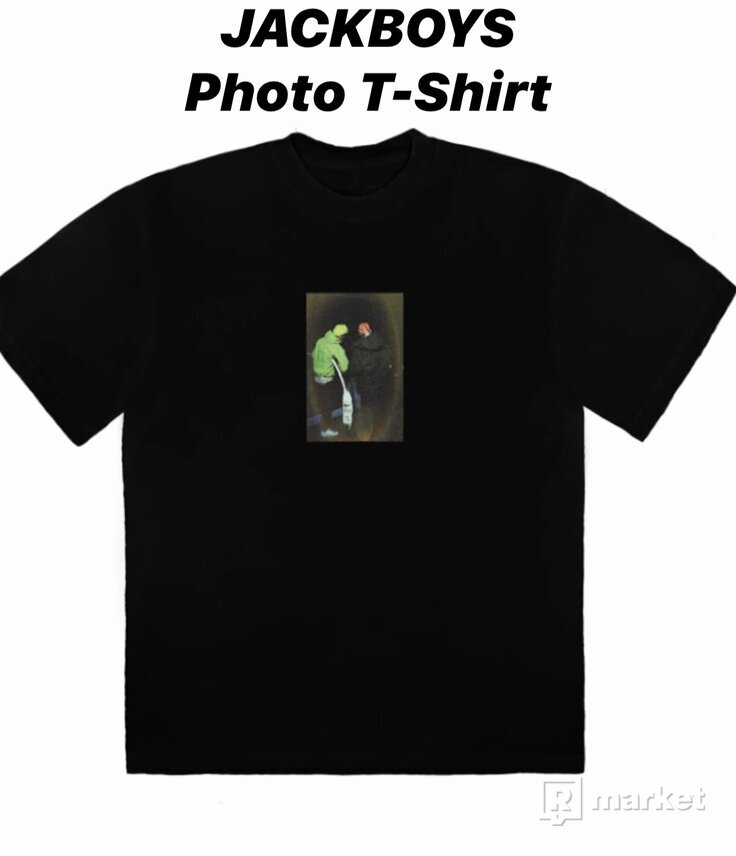 Travis Scott JACKBOYS T-shirt