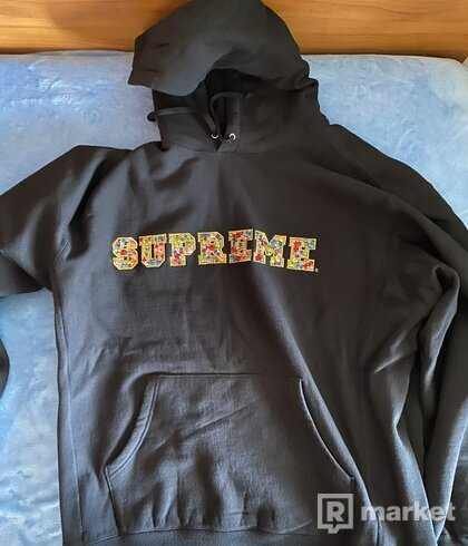 Supreme Jewels Hoodie XL